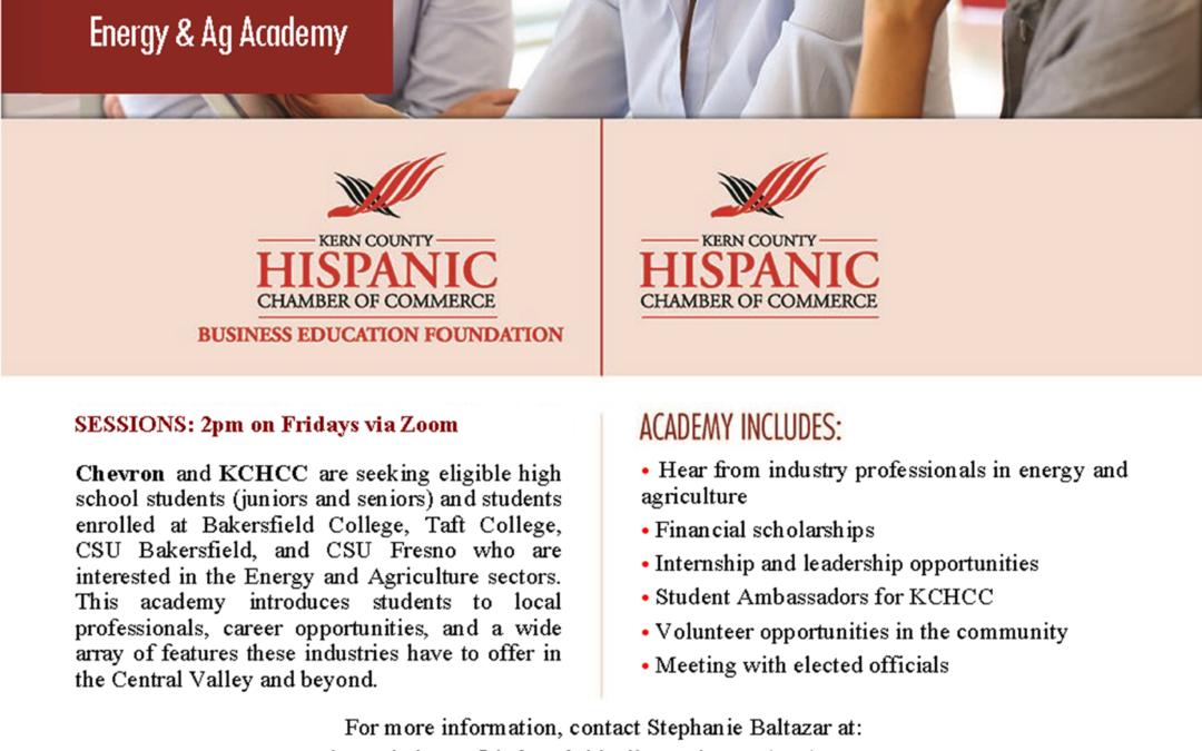 Energy & Ag Academy