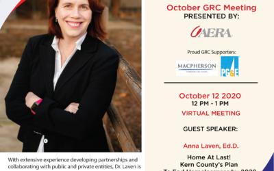 October GRC Meeting