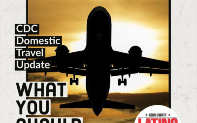 Updated CDC Travel Information