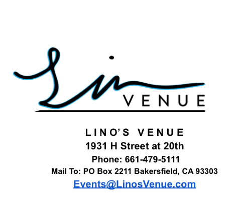 Lino's Venue Grand Opening & Ribbon Cutting